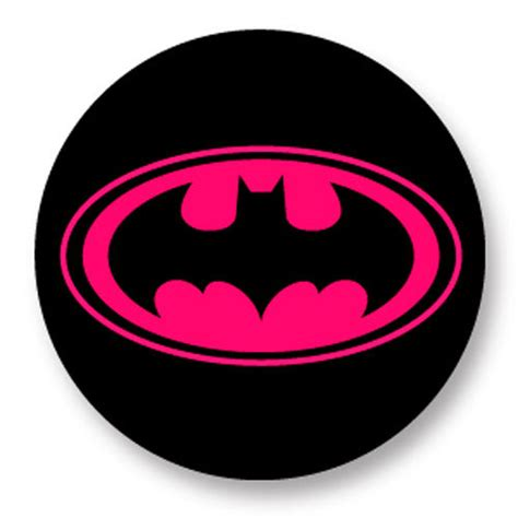 batman wallpaper pink printable pink batman logo www imgkid com the image