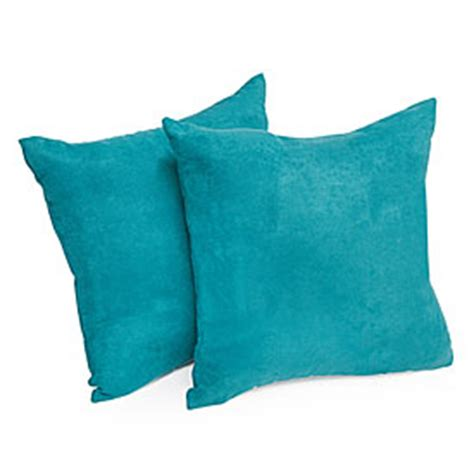 Microsuede Throw Pillows by View Microsuede Throw Pillows 2 Pack Deals At Big Lots