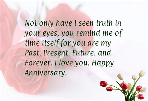 Wedding Anniversary Wishes Words by Anniversary Quotes For Husband Quotesgram