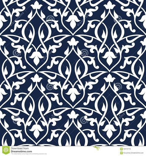 design pattern arabic seamless arabic pattern stock vector image 62372115