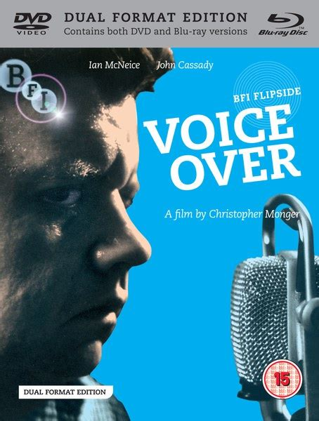 dual format voice over the flipside dual format edition blu ray