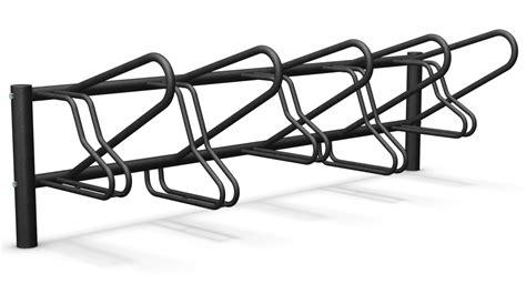 portabiciclette arredo urbano rastrelliere porta bici in acciaio zincato per arredo