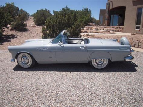 old car owners manuals 1995 ford thunderbird spare parts catalogs 1956 thunderbird t bird manual convertible navajo grey for sale ford thunderbird 1956 for sale