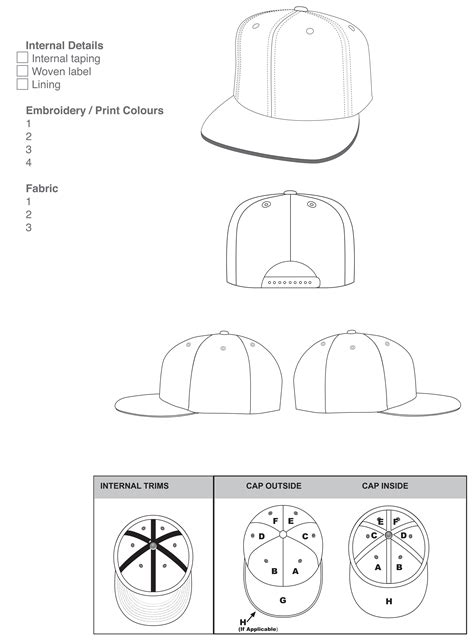 13 Design Snapback Hat Template Images Snapback Hat Design Template Snapback Hat Design Snapback Design Template