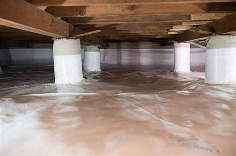 Template For Crawl Space Encapsulation Crawl Space Encapsulation Or Concrete Floor Everdry