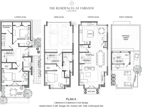 insignia seattle floor plans groundbreaking of the residences at fairview urbanash