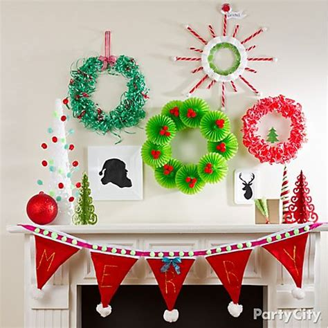 christmas home decor crafts 20 festive christmas wreaths