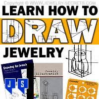 how to learn jewelry learn how to draw jewelry jewelry secrets
