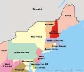 map of the united states northeast region northeastern us political map by freeworldmaps net