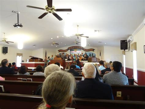 baptist churches in hampton va