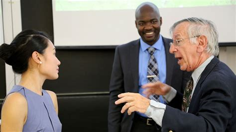 Brandeis Executive Mba For Physicians by Faculty Mba In Nonprofit Management The Heller School