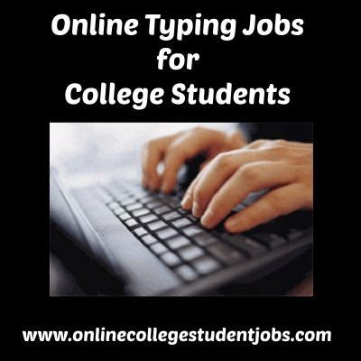Online Typing Jobs Work From Home - 25 best ideas about typing jobs on pinterest work