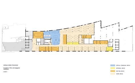 google design floor plan google office stockholm google office architecture