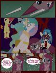 english party of one mlp creepypasta mlp party of one pag 21 creepypasta english by j5a4 on