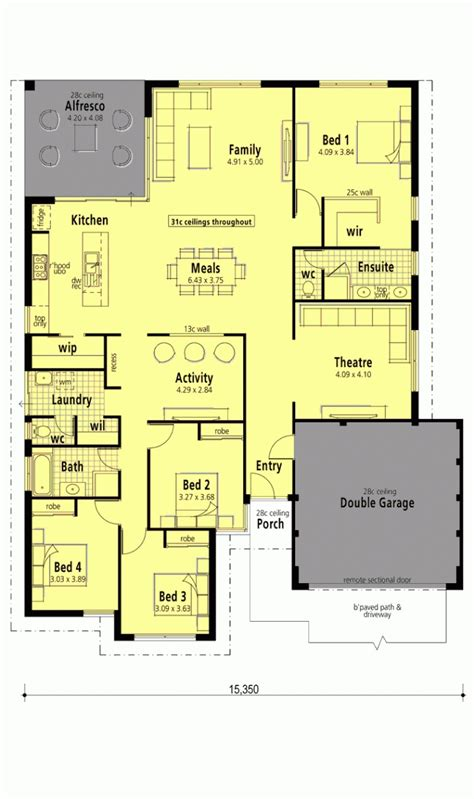equinox floor plan house plans the equinox wow looking at american house