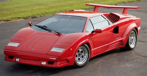 old car manuals online 1990 lamborghini countach instrument cluster 1989 lamborghini countach 25th anniversary quot downdraft quot nostalgic motoring ltd