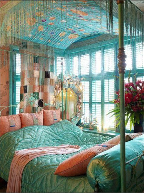 turquoise bedrooms turquoise and peach bed and bedroom pinterest