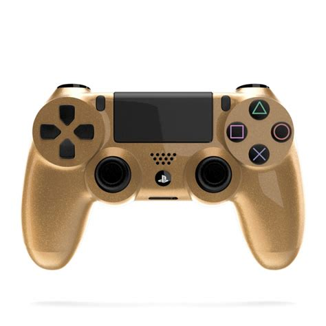 Home Design Xbox ps4 controller cocoon gold
