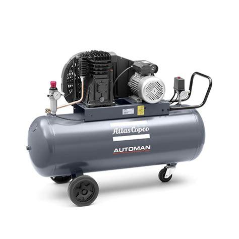 2kw piston air compressor ac31e200m the compressor store