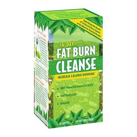 Applied Nutrition Detox Diet by Applied Nutrition 14 Day Burn Cleanse 14 Tage Entgiftung