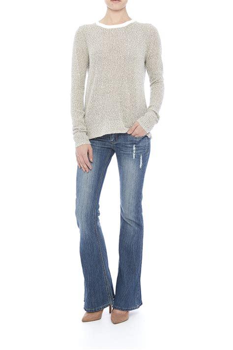 eyelash knit sweater pattern lilla p eyelash knit sweater from syracuse by steph