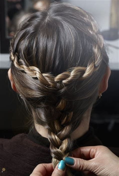 braided hairstyles games game of thrones braid how to image 4357924 by loren
