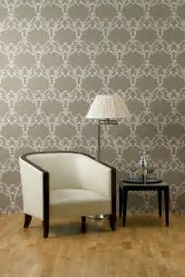 Home Interior Wallpaper Nina Campbell Luxury Wallpaper Interior Design Files