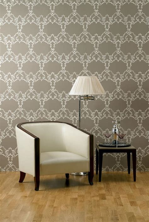 wallpapers designs for home interiors nina cbell luxury wallpaper 171 interior design files