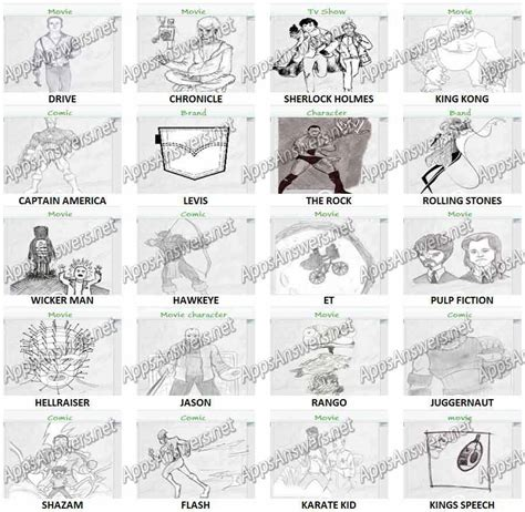 How To Draw And Guess Guess The Drawing Level 121 Level 140 Answers Apps