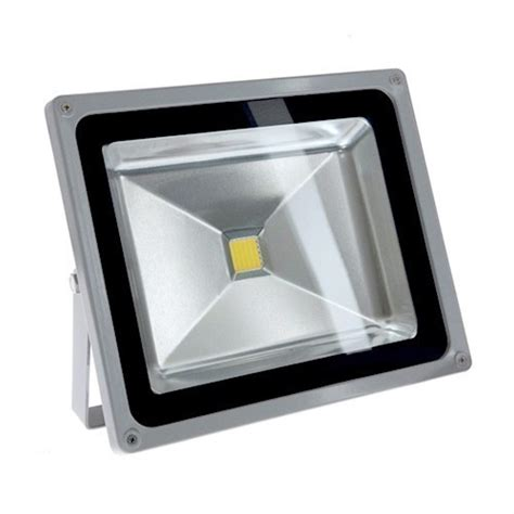 Lu Led 50w projecteur led ecolife 12 24v dc 50w cob bridgelux
