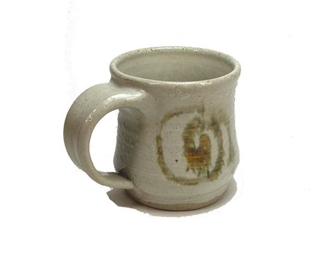 Handmade Ceramic Coffee Mugs - pottery stoneware pottery coffee mug handmade iron