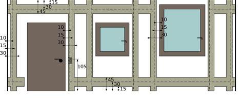 leitungsverlegung und installationszonen elektro - Installationszonen Nach Din 18015 3