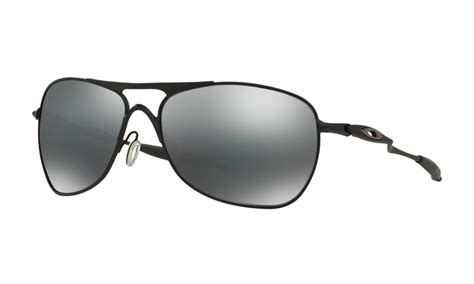 Oakley Crosshair 2 0 Silver Black oakley crosshair in matte black black iridium