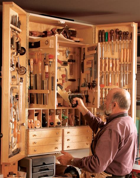 workshop cabinet plans free quick to build tool cabinet finewoodworking