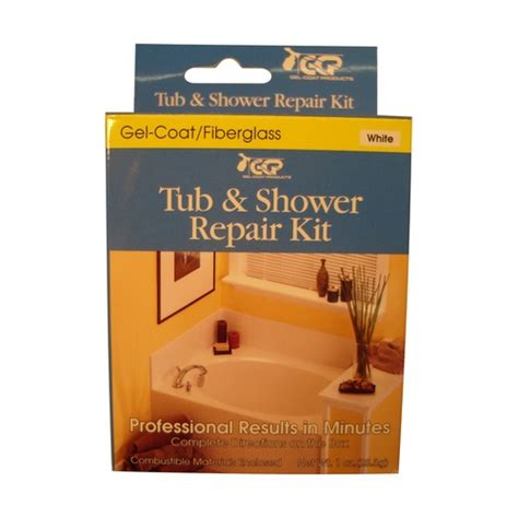 Shower Pan Refinishing Kit tub and shower repair kit knick knacks for spaces