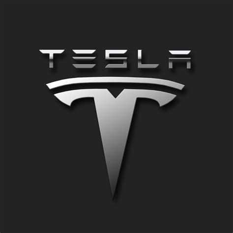 Tesla Car Symbol Tesla Logo Tesla Car Symbol Meaning And History Car