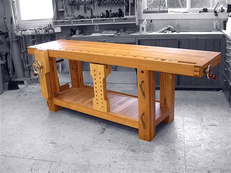 building woodworking bench benchcrafted split top roubo bench build page 17