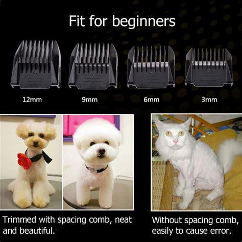 Sisir Xawyn Pet Grooming Product baorun sale professional grooming kit electric rechargeable pet cat animal hair trimmer