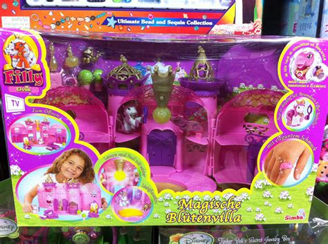 Promo Mukena Ponny Pink 2015 new ponies filly flocking pink castle place ponies play house toys free