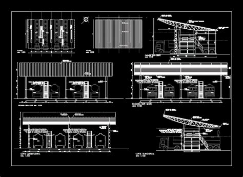loading dock dwg block  autocad designs cad
