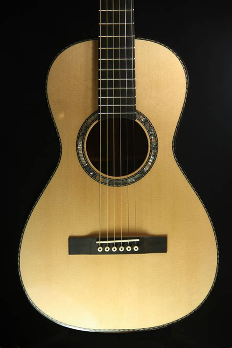 Handmade Guitars For Sale - handmade rosewood spruce parlour guitar dave king acoustics