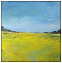 Landscape On Canvas Perillo Quot Abstract Landscape Quot Acrylic Painting On