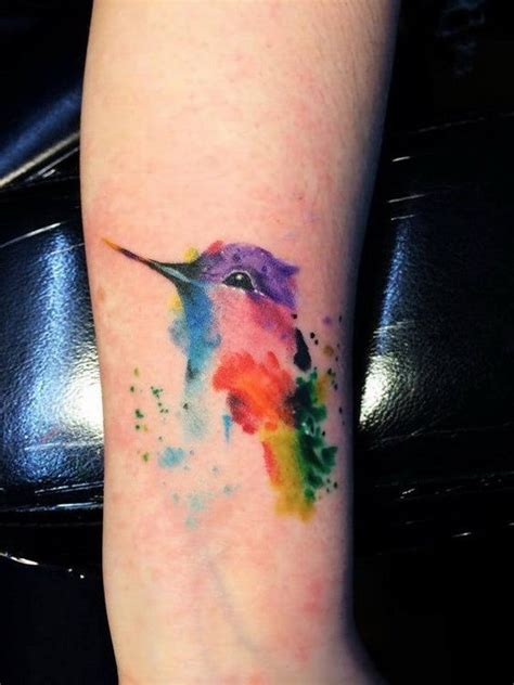 watercolor tattoos over time why you should or shouldn t get a watercolor