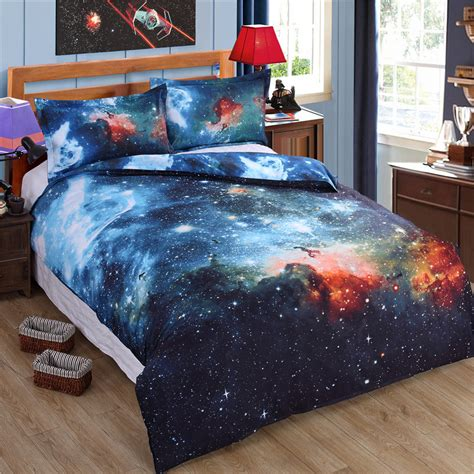 Gorgeous Cool Comforter Sets Home And Textiles Sale Galaxy Bed Set Colorful Moon And Gorgeous Unique Design Universe
