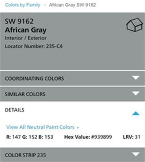 sherwin williams african gray gotham waterproof flooring and vinyl flooring on pinterest