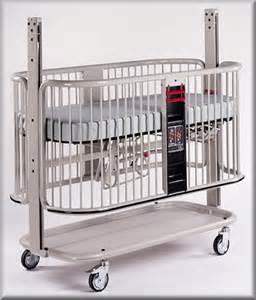Hospital Crib by