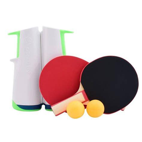 tavolo ping pong artengo kit ping pong rollnet artengo ping pong ping pong