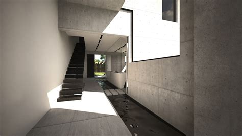 foto vest 237 bulo de entrada de vivienda moderna de grupoias - Vestibulo De Entrada A Una Vivienda