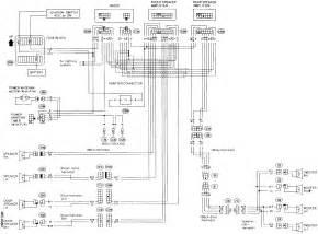 nissan x trail ecu wiring diagram albumartinspiration