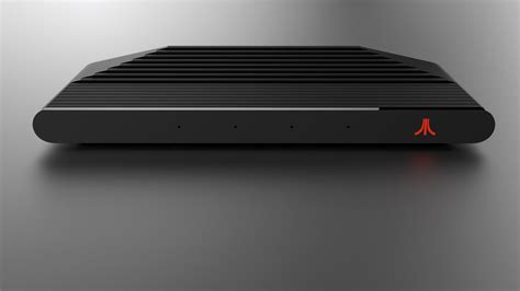 new console the look at the ataribox atari s new console